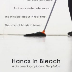 Hands in Bleach-flyer