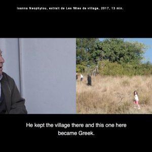 Neophytou-Ioanna-Les _fêtes_du_village